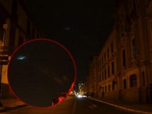UFO in LIma Peru