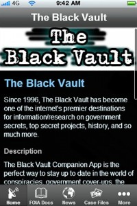 Declassified Project Blue Book Files Were Made Easily Available by The Black Vault but…