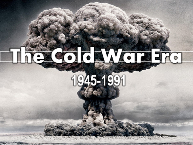 cold war era Start of the cold war - the berlin airlift and the creation of nato  practice up next for you: the postwar era, 1945-1950 get 3 of 4 questions to level up start.