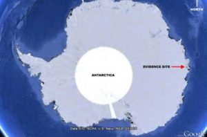 Declassified CIA Document Shows Real UFOs Were Spotted Flying Over Deception Island, Antarctica