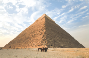 "Mysterious ""Void"" Revealed Inside the Great Pyramid With the Help of Cosmic Rays"