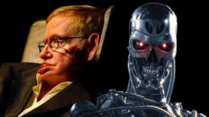 'AI may replace humans' & become new form of life – Stephen Hawking