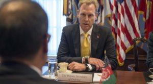 Deputy Defense Secretary Shanahan to Take Over Duties of Principal Space Adviser