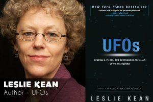 Pentagon's Secret Search for UFO Still Continues, Says Investigative Journalist Leslie Kean
