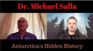 Video: Dr Michael Salla on Antarctica's Hidden History & Secret Space Programs