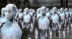 Theoretical Physicist Believes Robots Pose Greater Threat Than Aliens