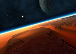 Mysterious People and Tales of InterPlanetary Travel