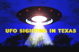North Texas UFO Sightings Date Back 140 Years