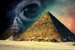 Great Pyramid Constructed by Aliens – and They Left This Vital Clue