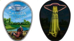 Manitoba UFO Encounter Memorialized on New Coin