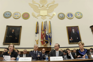 House Panel Lays Foundation for Future Space Force