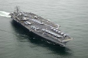 A 'Supersonic Tic Tac' UFO Bedeviled A U.S. Aircraft Carrier For Five Days In 2004, Pentagon Reports
