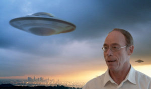 Space Force Operating Secretly Since 1960's, Says UFO Researcher