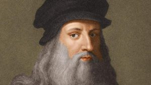 Da Vinci's Forbidden Codes Link Him to Aliens