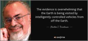 Stanton Friedman Explores Future of Ufology; Retirement