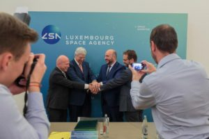 Luxembourg Establishes Space Agency and New Fund