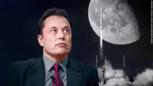 Elon Musk Plans On Sending People Past The Dark Side Of The Moon: Will They See Bases?