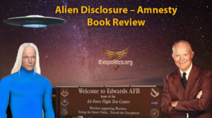 Alien Disclosure – Amnesty – Book Review