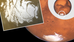 Martian Water May Have Enough Oxygen to Sustain Life