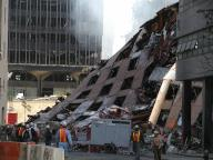 Rubble of WTC Building 7 (911 Research)