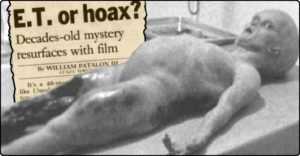'Alien Autopsy' Video Faker Finally Reveals Truth Behind Film Watched By 12 Million