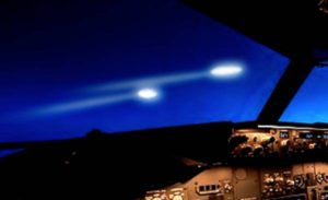 Pilots Report Seeing 'Very Fast' UFO Above Ireland