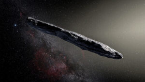 Astronomers Think That a Mysterious Asteroid Might Be a Reminiscence of Alien Wreck